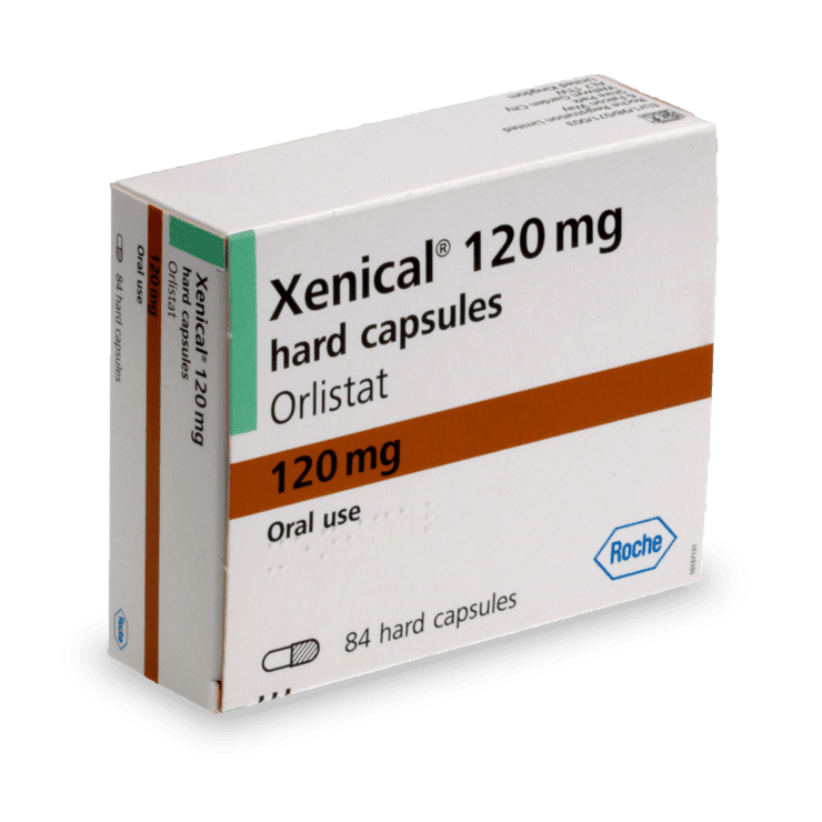 Acheter Xenical 120mg